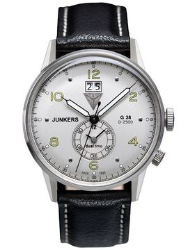 Poze Ceas Junkers G38 Dual Time