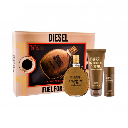 Set Cadou Diesel Fuel For Life Men