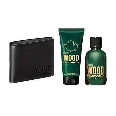 Set cadou Dsquared Green Wood