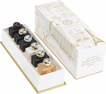 Poze Set miniaturi Amouage Modern Bottles Collection
