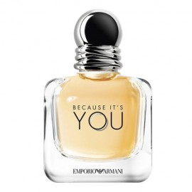 Poze Armani Because It's You