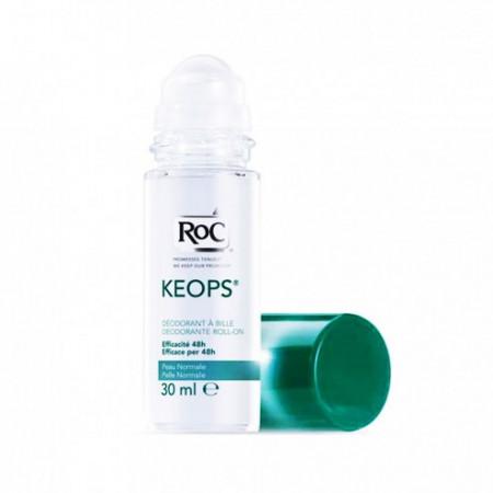 Deodorant roll-on Keops, Roc