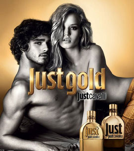 Poze Just Cavalli Gold for Her