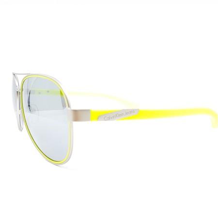 Ochelari de soare Calvin Klein Silver J453S/59