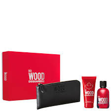 Set cadou Dsquared Red Wood