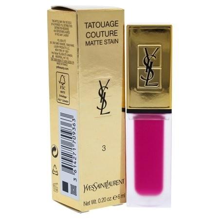 Ruj lichid Yves Saint Laurent Tatouage Couture Liquid Matte Lip Stain
