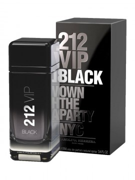 Poze Carolina Herrera 212 VIP Black Men