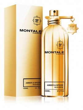 Poze Montale Amber & Spices