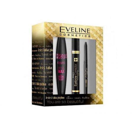 Set Eveline Cosmetics Mega Max