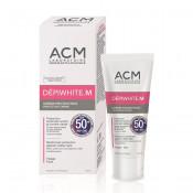 Crema de protectie Depiwhite M SPF 50+ ACM