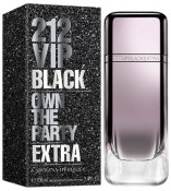 Carolina Herrera 212 Vip Black Extra Men