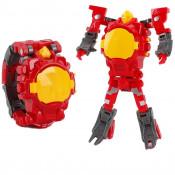 Ceas de mana robot transformers 2 in 1