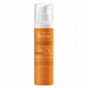 Crema anti-age nuantatoare cu protectie solara SPF 50+, Avene
