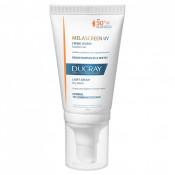 Crema pentru ten normal-mixt cu SPF 50 Melascreen UV Legere, Ducray