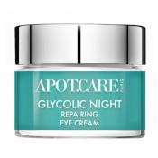 Glycolic, Crema reparatoare de noapte pentru ochi, ,Apotcare 15 ml