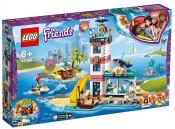 Lego Friends, Centrul de salvare de la far, 41380, 6+