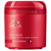 Masca de par Wella Professionals Brilliance for Thin Hair