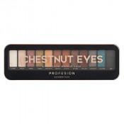 Paleta de farduri Profusion Eyeshadow Case Chestnut