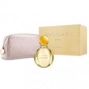 Set Bvlgari Goldea: Apa de Parfum + Geanta