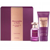 Set Cadou Abercrombie & Fitch Authetic Night for Her