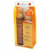 Set Nuxe Sun, Crema pentru fata SPF 30 + Crema pentru corp 150 ml