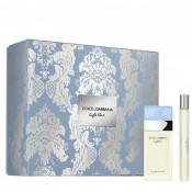 Travel set Dolce&Gabbana Light Blue