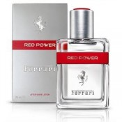 After Shave Ferrari Red Power