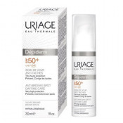 Crema pentru piele depigmentanta SPF 50+ Depiderm, Uriage