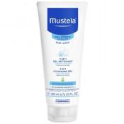 Gel de curățare 2 în 1 păr și corp, Mustela