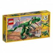 LEGO CREATOR, Dinozaurii puternici 31058, 7-12 ani