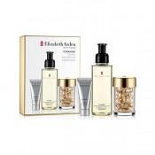 Set Elizabeth Arden Ceramide:Ceramide Starter 100 ml + Ceramide Cleansing Oil 14 ml + Ceramide Youth Restorative 30 bucati