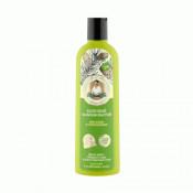 Balsam nutritiv fortifiant cu ulei de cedru si suc de mesteacan, Bunica Agafia