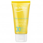 Crema cu protectie solara pentru fata Biotherm Sun Crème Solaire Anti-Age SPF30