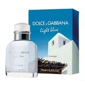 D&G Light Blue Living Stromboli