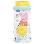 EP Line Peppa Pig Copii Gel de dus + buretel 450ml