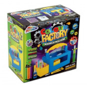 Joc fabrica de acuarela, Colour Factory Marker Machine