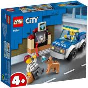 LEGO City Police - Unitatea de politie canina (60241)
