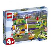 LEGO Disney Pixar Toy Story 4 - Senzatii tari la carnaval cu montagne russe 10771