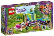 Lego Friends, Remorca de transport cai a Miei, 41371, 6+