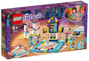 Lego Friends, Spectacolul de gimnastica al lui Stephanie, 41372, 6+