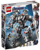LEGO Super Heroes: Spargator de masini de razboi 76124, 7 ani+, 362 piese