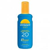 Lotiune spray cu protectie solara medie SPF 20 Optimum Sun Elmiplant