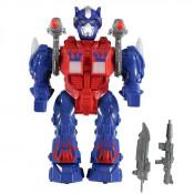 Robot cu functii sonore si luminoase, Transformers