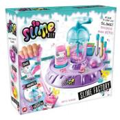 Set de Slime pentru copii cu sclipici si mini jucarii