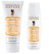 Set pentru par vopsit Alfaparf Precious Nature Pure Color Protection cu 200 ml Masca de par + 250 ml Sampon