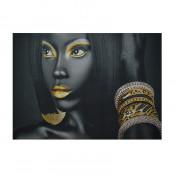 Tablou LED canvas Bracelets cu leduri lumini 64 x 85 cm