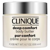 Unt de corp Clinique Deep Comfort Body Butter