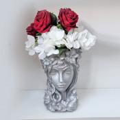 Vaza Venus Flower Lady, silver