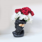 Vaza Venus The Mask, black