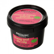 Crema naturala pentru masaj anticelulitic cu miere de albina, Organic Kitchen